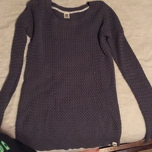 Grey long sleeved sweater  20 or best offer